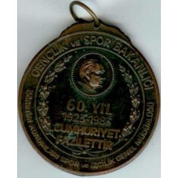 MINISTRY OF YOUTH MEDALLION