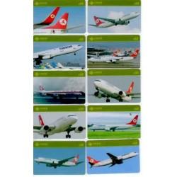 TURKISH AIR LINES PHONECARD