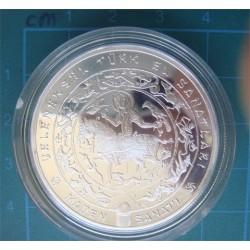 2003 METAL ART SILVER COIN