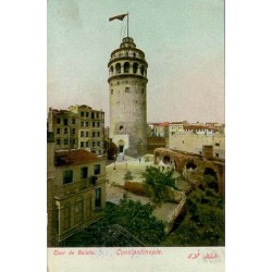 İSTANBUL-GALATA KULESİ