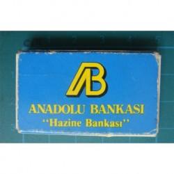 Anadolu Bankası Box