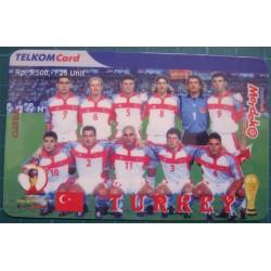 Turkish Football Team