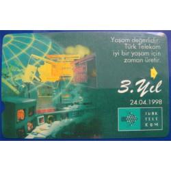 PTT 3. YIL
